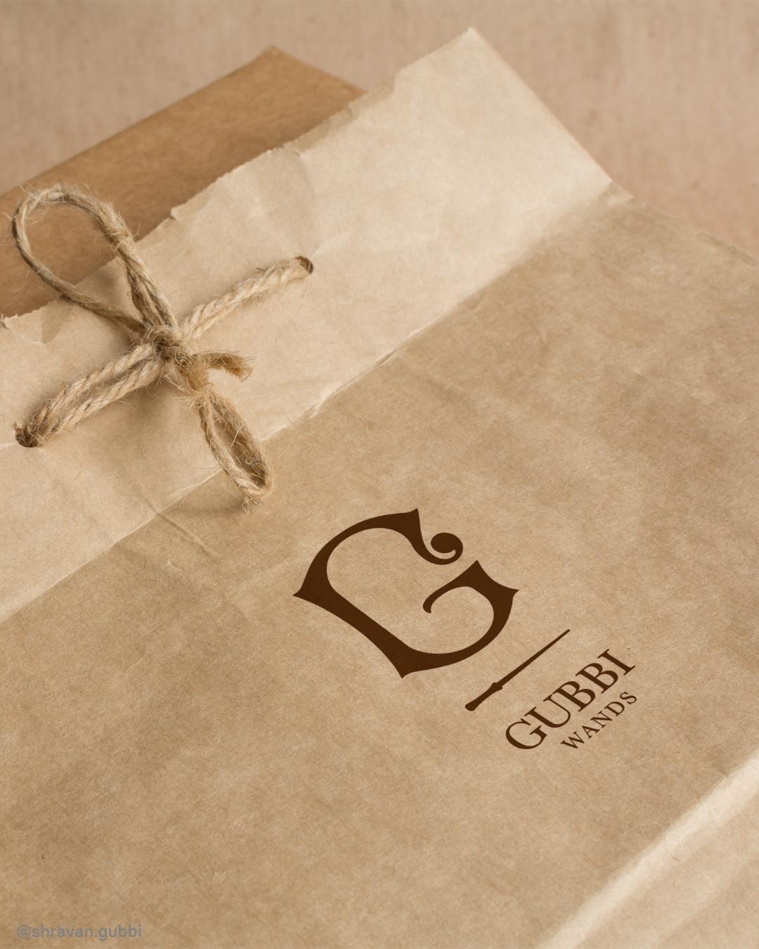 Shravan_gubbi_gubbiwands_logo_8